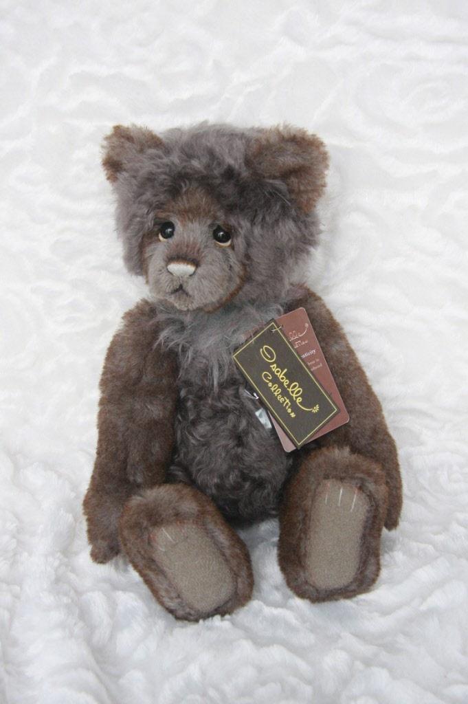 Expressive Charlie Bears ~ 2017 Year Bear ~ Mohair ~ Ltd Edition Dolls & Bears
